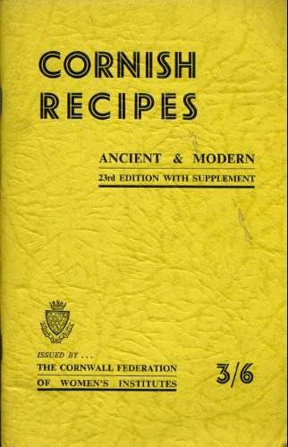 cornishrecipescookerybook 2